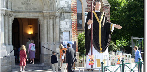 Paroisse Saint Vaast de Bondues